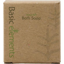 Basic Elements Bath Soap 40 g, Case of 200