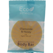Eco Botanics Chamomile And Honey Body Bar #1.50 Sachet Wrapped 500/Cs