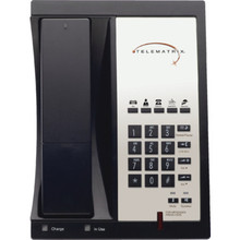 Telematrix 3300MWD5 Single Line Telephone 5 Speed Dial Speakerphone