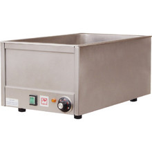Full-Size Stainless Steel Countertop Electric Food Warmer