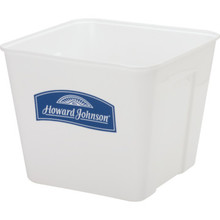Howard Johnson 3 Quart Square Ice Bucket