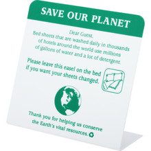 Conservation Save Our Planet Change Sheets Easel Case of 50