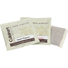 Cuisinart Select Decaffinated 4 Cup Coffee Filterpack 100/Cs