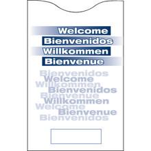 Multilingual Keycard Envelope Box Of 500