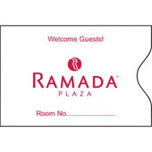 Ramada Plaza Keycard Envelope, Box of 500