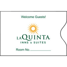 La Quinta Inns and Suites Keycard Envelope, Box of 500