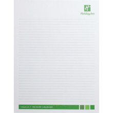 Holiday Inn Meeting Room Notepad Case Of 100
