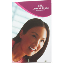 Crowne Plaza Check-In Folder Package Of 1000