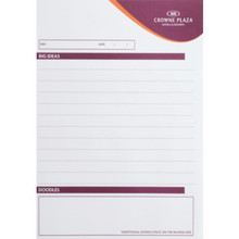Crowne Plaza Small Meeting Room Pad Case Of 500