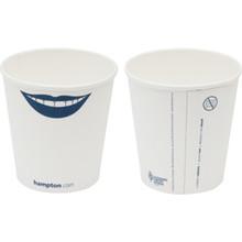 Hampton Eco Hot Cup LOB Unwrapped 10 Oz 1000 Per Case