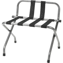 Standard Luggage Rack Powder Coat With Backrest