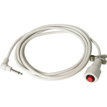 "Nurse Call Cord Momentary 1/4"" Phono Plug 8'"