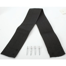 Luggage Rack Straps Black Package Of 4