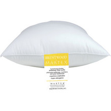 Brentwood Pillow Queen 20x30 29 Ounce Case Of 8