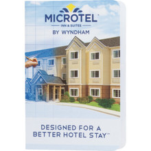 Microtel Inn and Suites Key Folder, Case of 500