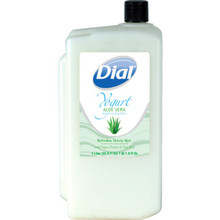 Dial Yogurt Aloe Vera Body Wash 1 L Case Of 8