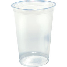 Unwrapped 7 Oz Plastic Cup, Case of 2500