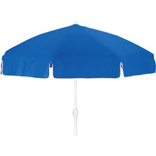 7 1/2' Push Up Umbrella Pacific Blue