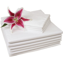 Cotton Bay Essex Pillowcase T180 Standard 42x34 White Package Of 12