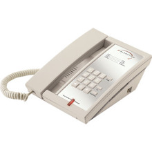 TeleMatrix 3300MWB Single Line Ash Telephone