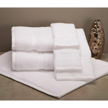 Five Star Hotel Square Wash Cloth Dobby 13x13 1.7 Lbs/Dozen White Case Of 48