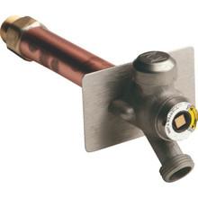 JR Smith Key Opeated Wall Hydrant Quarter Turn