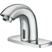 Sloan Pedestal Electronic Faucet Chrome