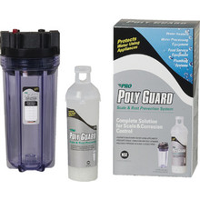 Poly Guard System- Prevents Scale, Rust And Corrosion