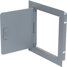 Access Panel 8 x 8 Steel - Gray Primer