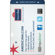 Americinn Magnetic Keycard Package Of 500