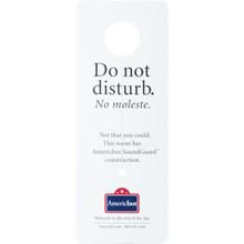 AmericInn Do Not Disturb Door Hanger Case Of 25