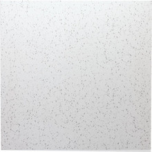 2x2' Fine Fissured Ceiling Tile 12/Pkg