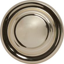 1-3/4 Swirl Bifold Knob Polished Brass Package of 5