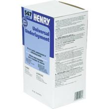 Henry 10 Pound 547 Universal Underlayment