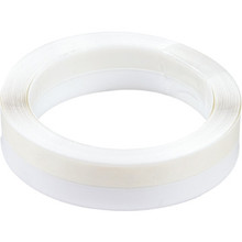 17' V-Flex Door Weatherstrip White