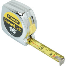 "Stanley 3/4"" x 16' PowerLock Tape Measure"