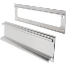 Aluminum Mail Drop Satin