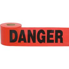 """3"""" X 300' """"Danger"""" Tape"""