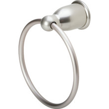 Moen Satin Nickel Towel Ring