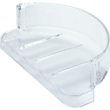 Clear Plastic Soap Tray 5Pk