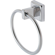 Franklin Brass Stainless Steel Towel Ring