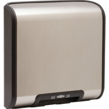 Bobrick Trimline Stainless Steel Surface Mount Touchless Hand Dryer