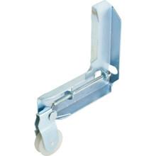 """Screen Door Roller And Corner 1"""" Diameter Wheel 1-1/16"""" Frame Width, Pkg of 2"""