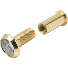 190 Diameter Door Viewer Brass Package of 25