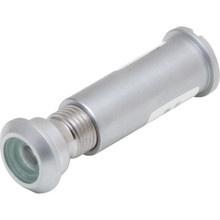 160 Diameter Fire Rated Door Viewer Satin Chrome