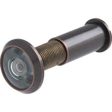 190 Diameter Fire Rated Door Viewer Bronze