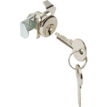 Bent Cam 5-Pin HL1 Keyway Mailbox Lock, Fits Durasteel
