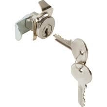 Bent Cam 5-Pin HL1 Keyway Mailbox Lock, Fits Jensen