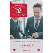 Ramada Keycard, Package of 500