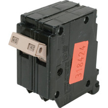 50 Amp Cutler-Hammer Double Pole Circuit Breaker